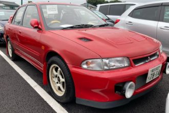 1994 Mitsubishi Evolution II GSR (Arriving late October)
