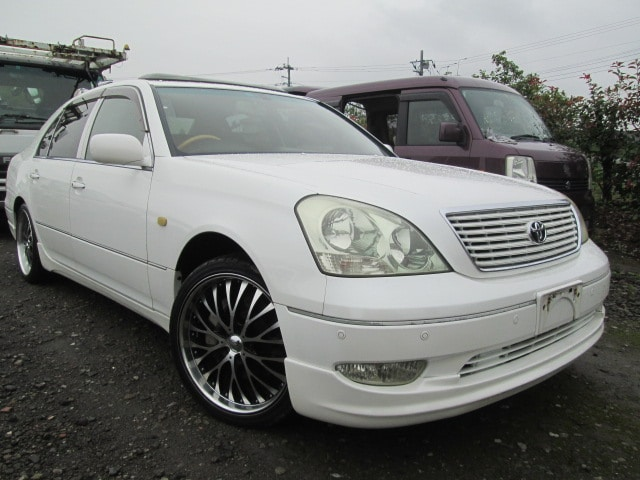 2003 Toyota Celsior CF Package 106