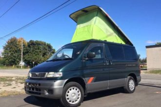 Mazda Bongo Friendee Auto Free Top diesel