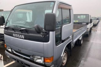 1998 Nissan Atlas 1.5T Dually 2L 4CYL