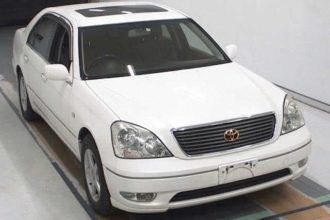 2003 Toyota Celsior C F Package 134