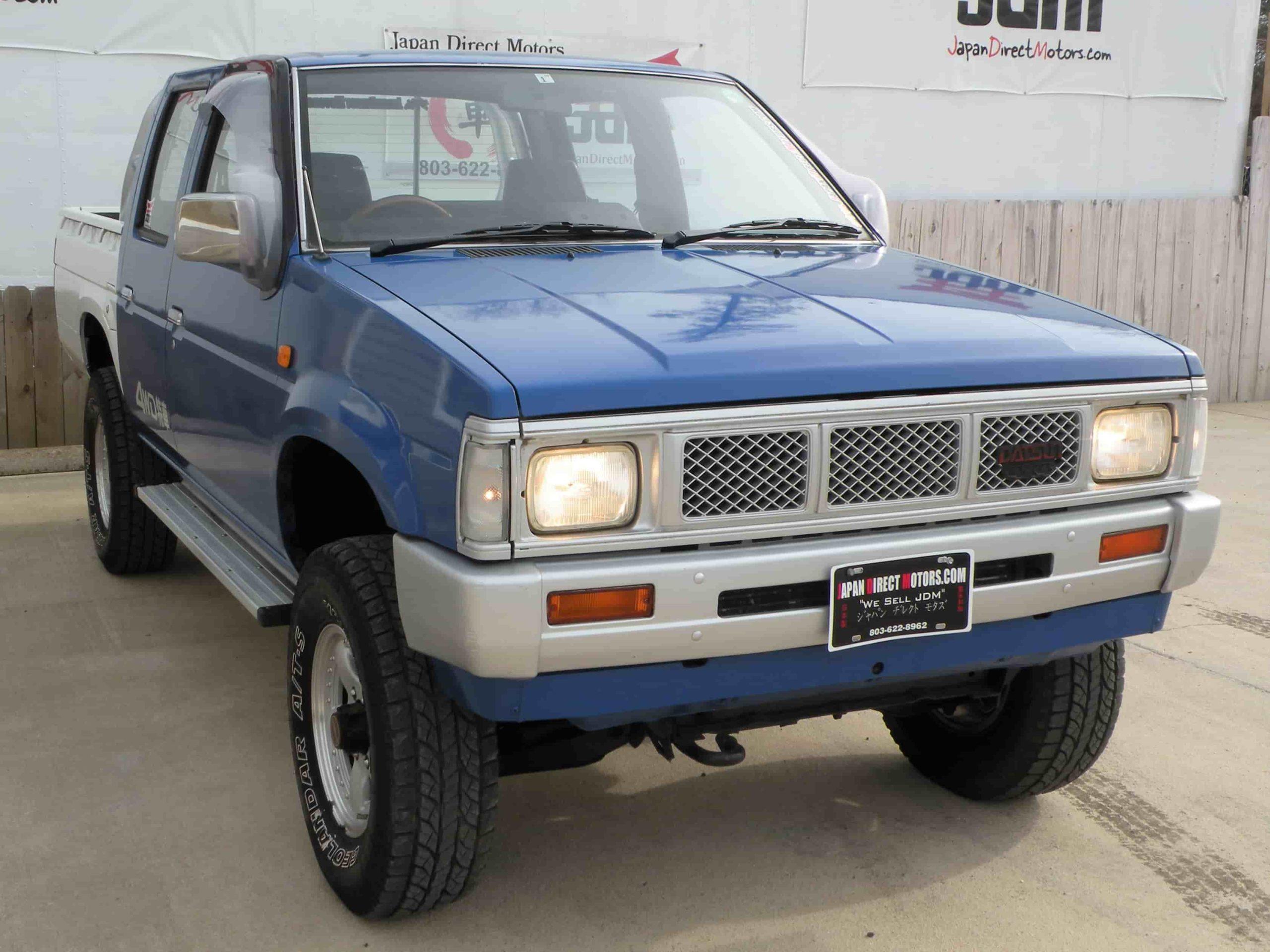 1990 Datsun D21