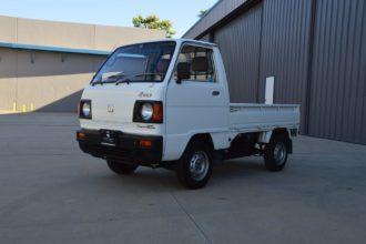 1986 Honda TN ACTY Mini Truck