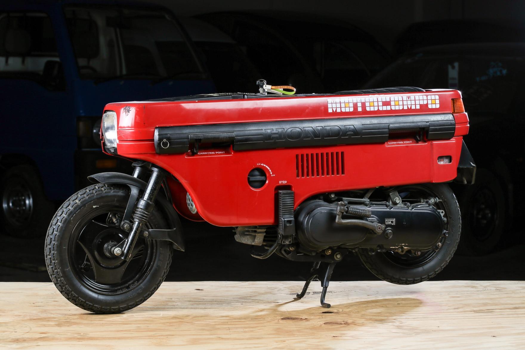 1982 Honda Motocompo — JDMbuysell.com
