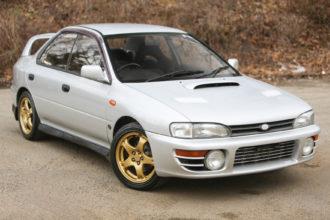 1994 Subaru Impreza WRX STI