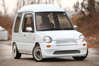 1994 Mitsubishi Minica Toppo