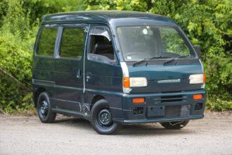 1995 Suzuki Every Joy Pop Turbo
