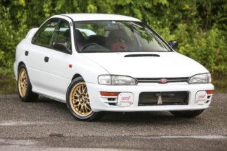 1993 Subaru Impreza WRX RA