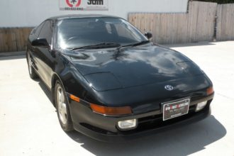 1992 Toyota MR2 GTS