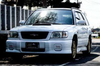 Subaru Forester STI for sale (8077)