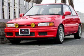 Mazda Familia for sale (N.8240)
