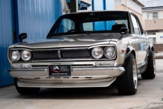 Nissan Skyline Hakosuka for sale (N.8284)