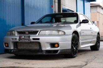 Nissan Skyline GTR R33 V spec for sale (N.8353)