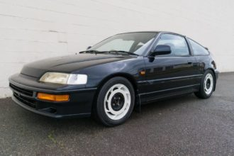 1992 JDM Honda RHD CRX SIR Hardtop B16A 5 Speed Manual With Tasteful Mods 100% Legally Imported in the USA