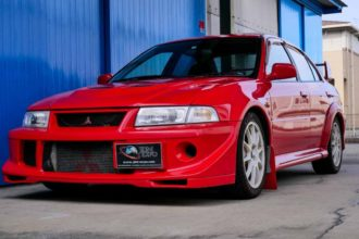 Mitsubishi Lancer Evo VI Tommi Makinen Edition for sale (N.8336)