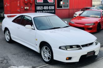 Nissan Skyline GT-R R33 for sale (#3523)