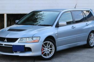 2005 Mitsubishi Lancer Evolution IX GT Wagon (Evo 9 CT9W) 108