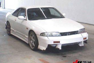 1995 Skyline R33 GTS-T
