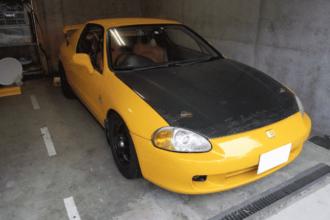 1992 Honda CRX SIR Transtop