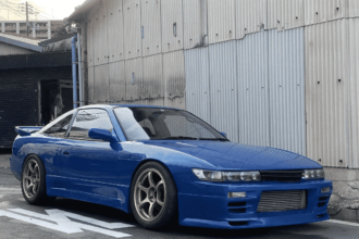 1995 Nissan 180sx Sil-eighty Turbo