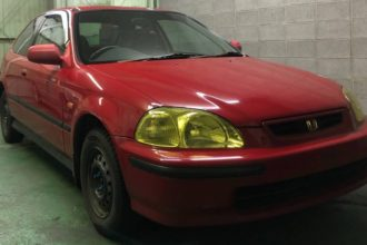 1995 Honda Civic EK Hatch