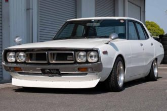 Nissan Skyline GC110 for sale (N.8346)