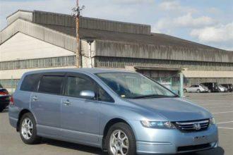2004 Honda Odyssey 125