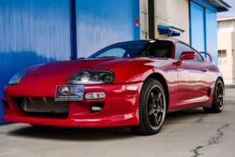 Toyota Supra for sale (N.8341)