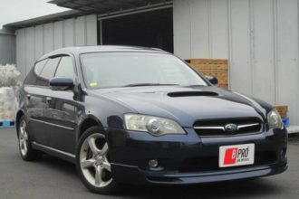 2005 Subaru Legacy Touring Wagon 2.0GT 145