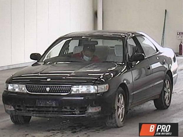 1993 Toyota Chaser 58