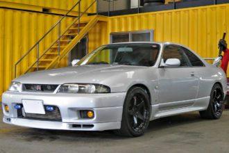 1995 Nissan Skyline GT-R (BCNR33)