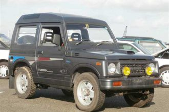 1991 Suzuki Samurai 81