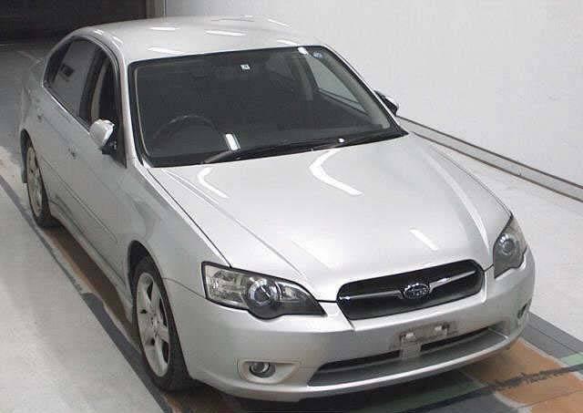 2004 Subaru Legacy B4 2.0R 59