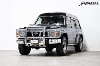 1993 Nissan Safari Kingsroad