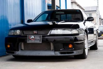Skyline Nissan GTR R33 for sale (N.8365)