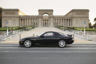 1992 Mazda FD3S RX-7 Touring