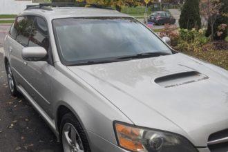 2005 Subaru Legacy 4dr Sdn 2.5GT Auto