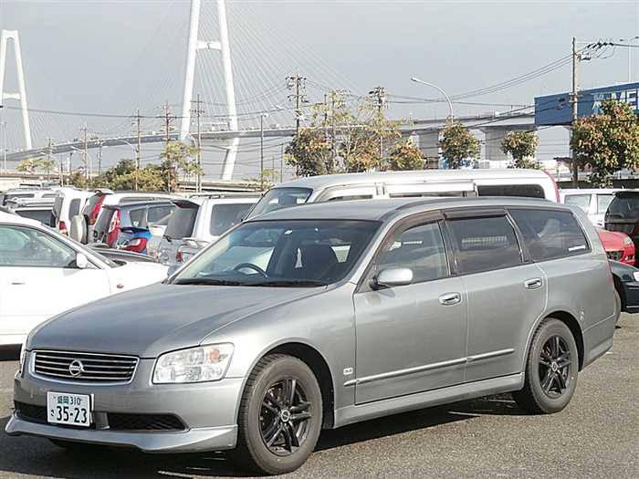2005 Nissan Stagea 77
