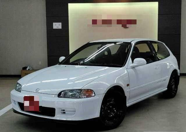 1995 Honda Civic 156