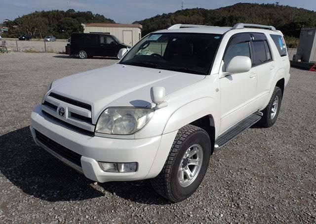2002 Toyota Hilux Surf SSR-X 177