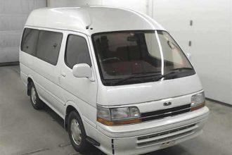1993 Toyota Hiace Wagon Super Custom Limited 104
