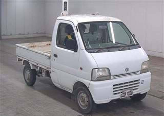 1999 Suzuki Carry Truck KA 74