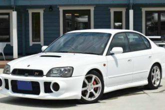 2001 Subaru Legacy B4 Tommy Kaira Edition 104