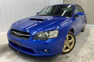 2005 Subaru Legacy B4 WR-Limited 91