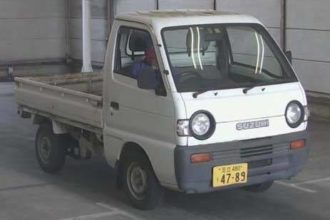 1994 Suzuki Carry Truck 64