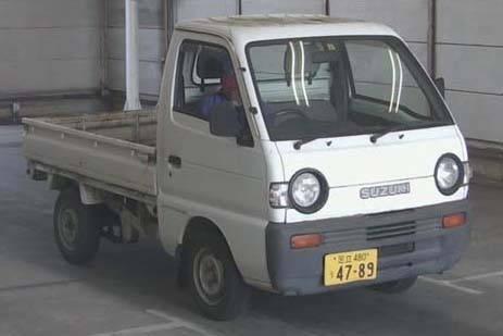 1994 Suzuki Carry Truck 64