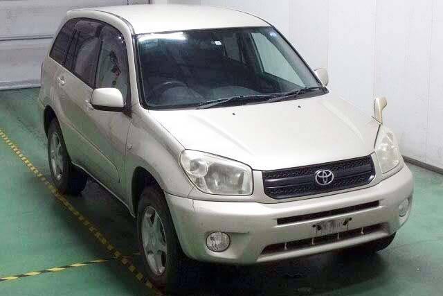 2003 Toyota Rav4 J X Limited 113