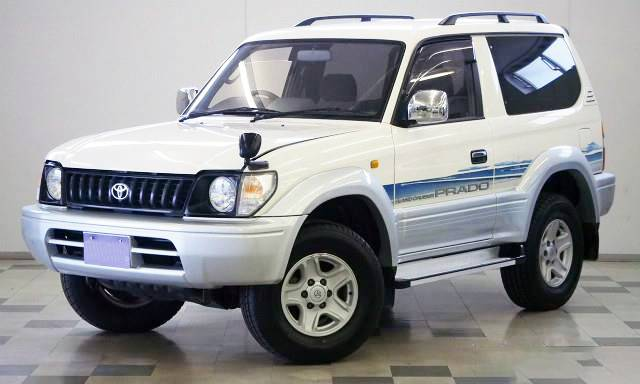 1997 Toyota Land Cruiser Prado RX Turbo Diesel 65