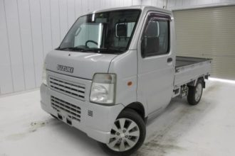 2003 Suzuki Carry Truck KU 29