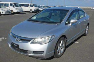 2005 Honda Civic 1.8 GL 19